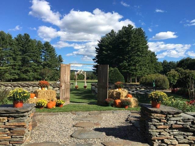 Wedding venues near Springfield, MA