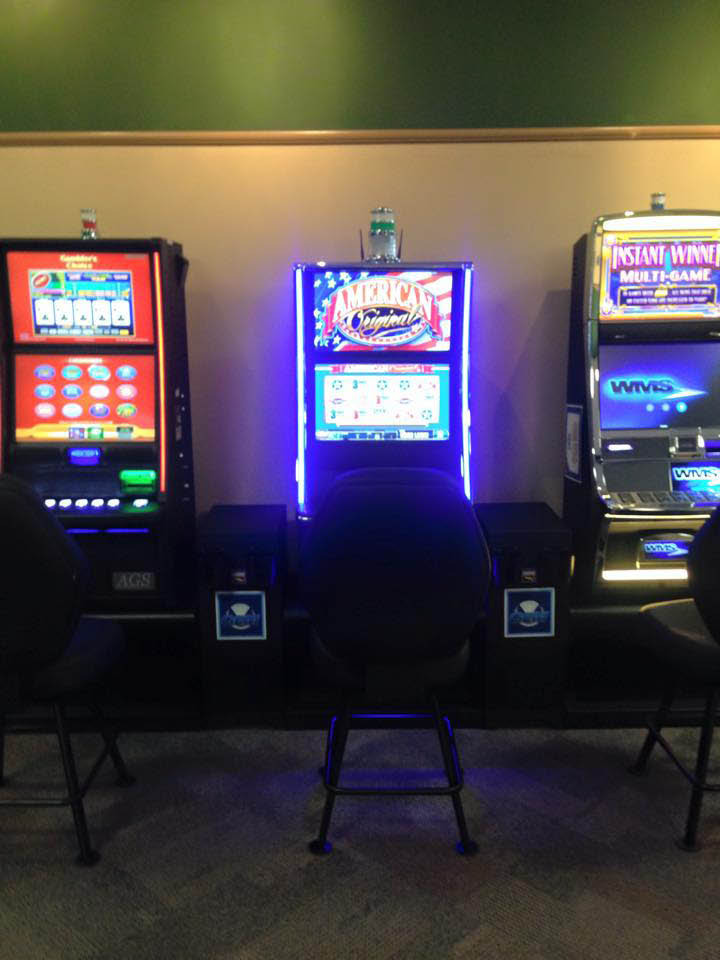 Over 80 games to choose from GEM gaming machines.