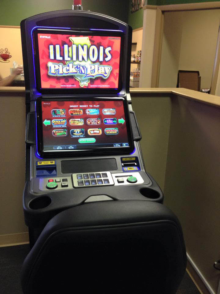 Video Slots machine by GEM Gaming.