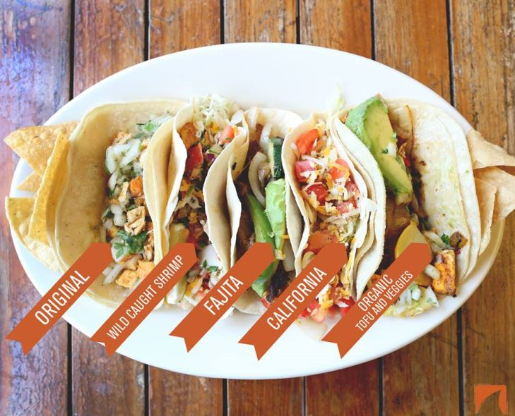 Every day is taco Tuesday at Sharky's