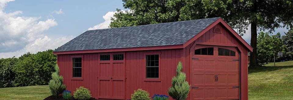 The Shed Haus in Pawling, NY Banner