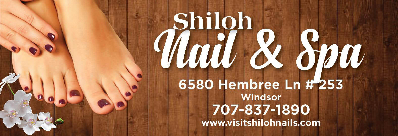 Shiloh Nails & Spa in Windsor, CA banner image