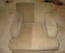 Upholstery cleaning services in Cypress, TX