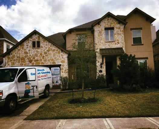Cleaning services in The Woodlands, TX
