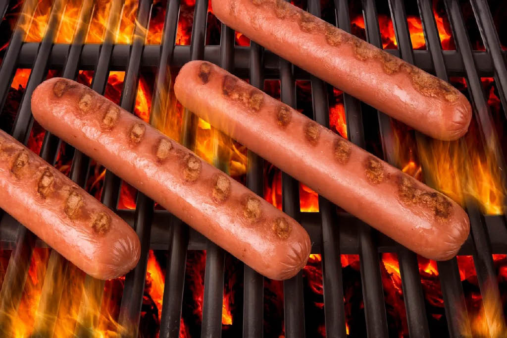 Grilled-Hot-Dogs