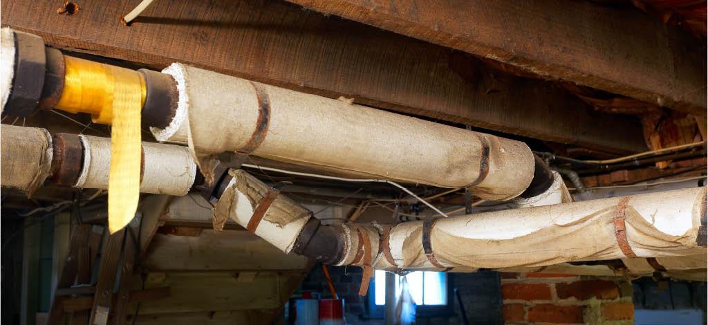 asbestos encapsulation removal