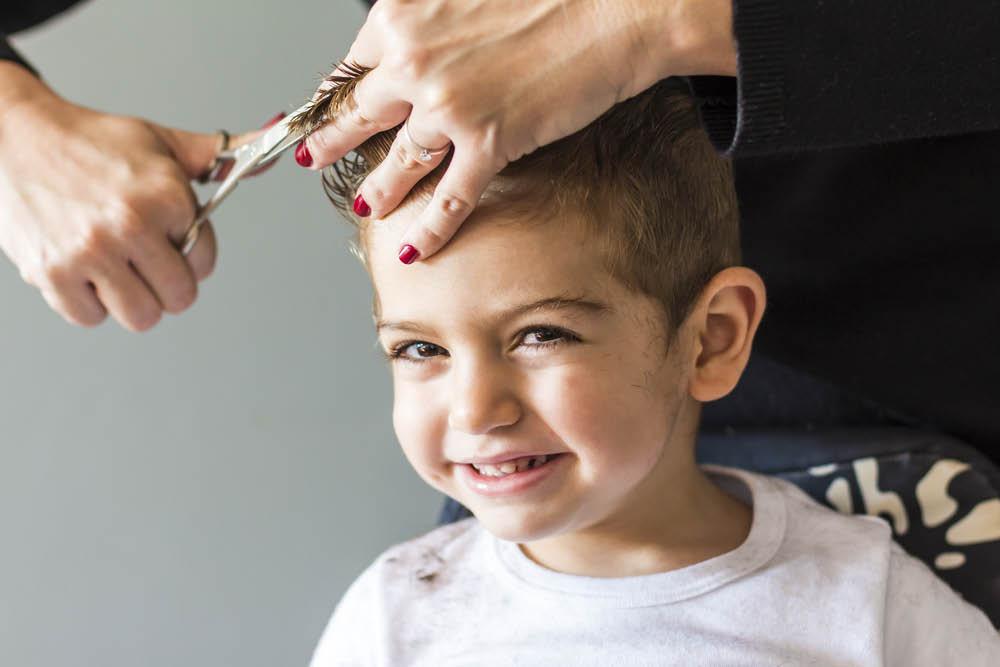 Children, kids haircut Manassas VA