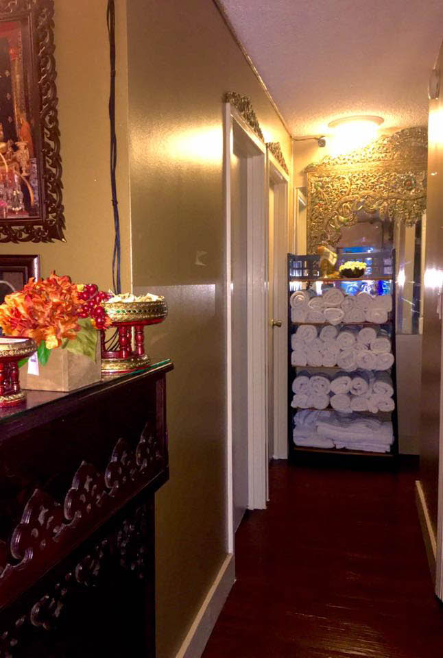 Thai massage in Honolulu