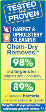 Get a green carpet cleaning in O'Fallon, Chesterfield
