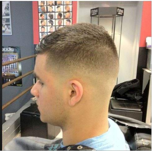 Police, Firemen, Active Military haircut Manassas VA