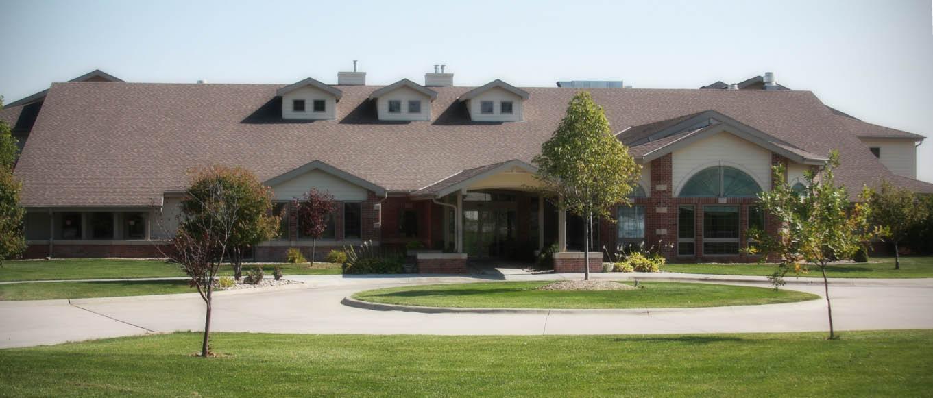 SilverRidge Assisted Living in Gretna, NE; Omaha senior homes