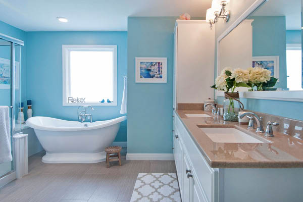 Simple Bath Remodel.