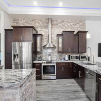 kitchen cabinets; remodels; new countertops