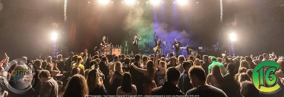 Local band, Sixteen Candles kicks off Friday night at St. Symphorosa's Family Fest.