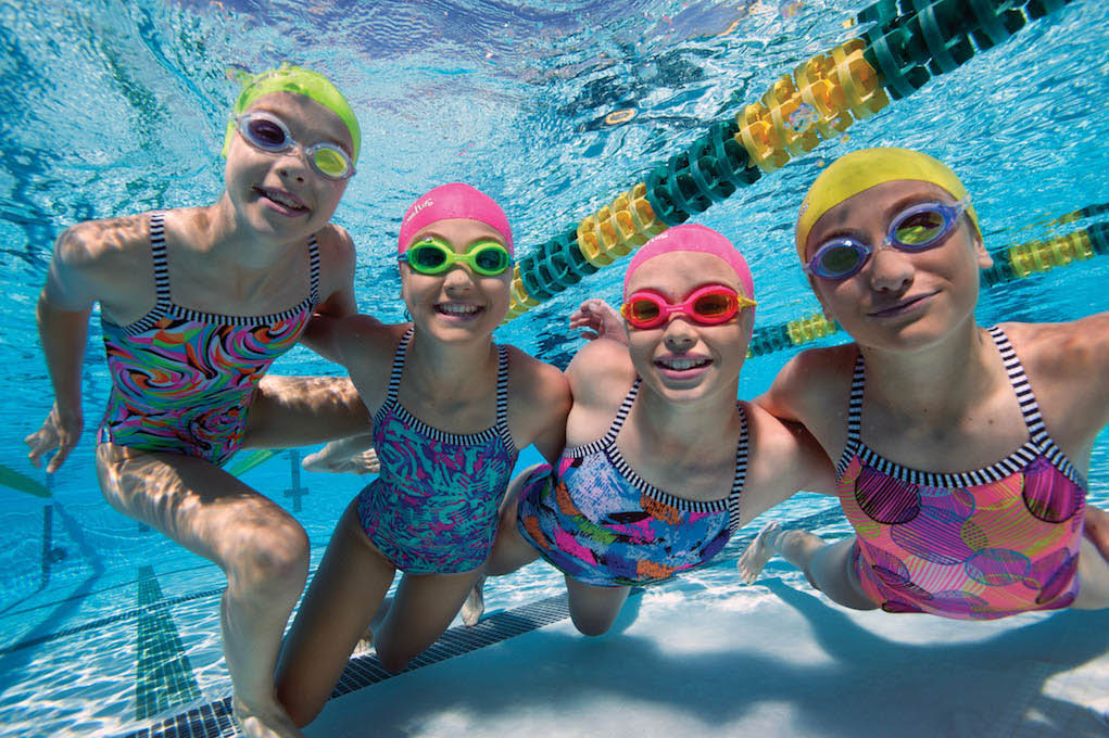 GREAT FUN FOR THE WHOLE FAMILY SOUTH JERSEY AQUATIC CLUB (SJAC)