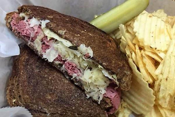 Skube Snacks and Deli sandwiches