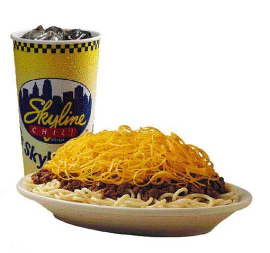 Skyline Chili Hilliard 3 Way