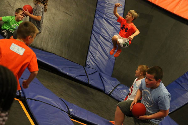 Sky Zone Trampoline Park birthday parties