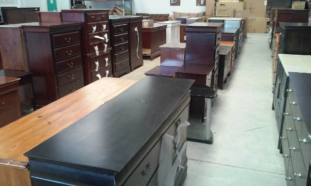 Office furniture, bedroom furniture near Charleston