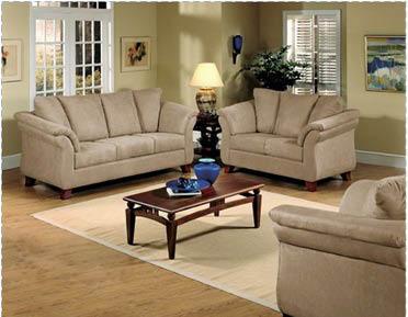 Living room furniture near Goose Creek