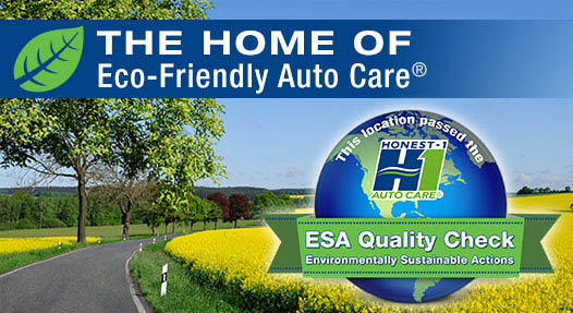 Honest 1 Auto Care provides eco-friendly auto repair services in Knoxville TN