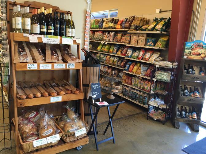 SLO Natural Foods Co-Op store in San Luis Obispo CA