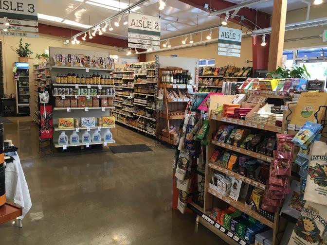 Health Food store with organic food San Luis Obispo