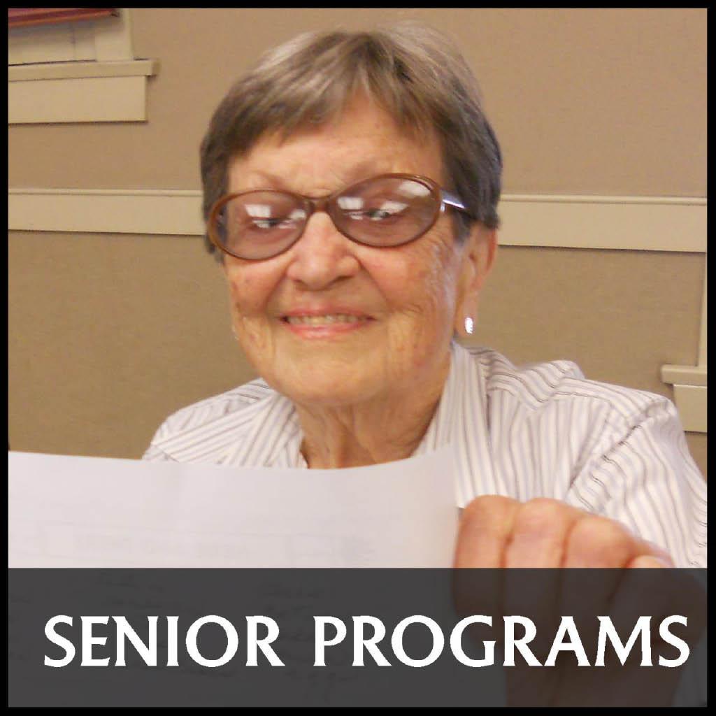 SLO City Parks & Recreation offers programs for senior citizens