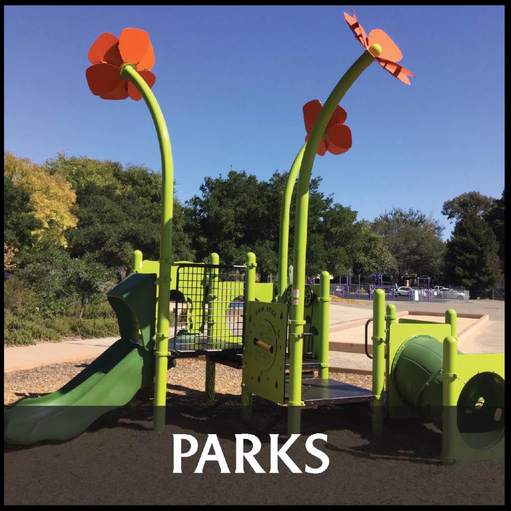 public parks in San Luis Obispo