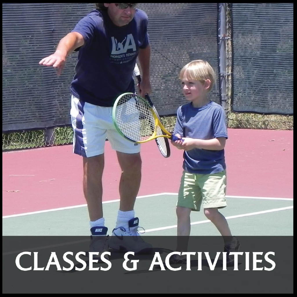 tennis lessons for kids SLO