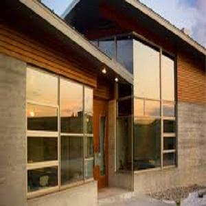 Custom window creation and installation near Sand Island