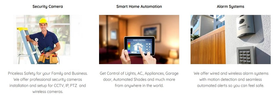 SMART WIRE by global unitech Automation Service in Charlotte, North Carolina