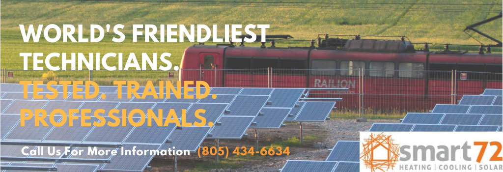 smart72 Heating - Cooling - Solar in San Luis Obispo, CA banner
