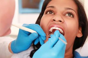 Smile Doctors Kenosha exam and cleaning
