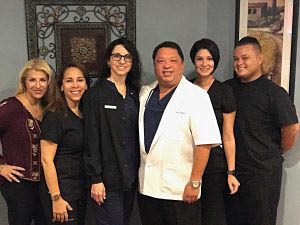 SMILE DESIGN DENTISTRY TEAM PHOTO, CLEARWATER, FL