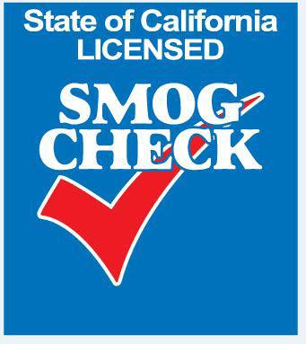 Get a smog check near San Fernando