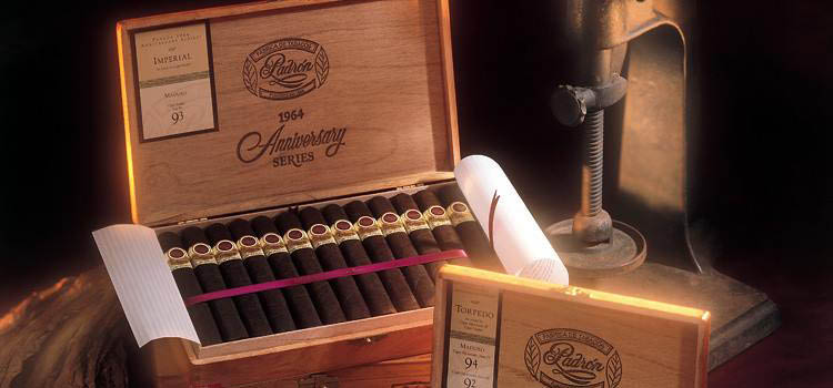 boxes of cigars; cigar accessories; cutters; debowlers