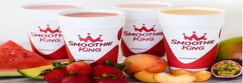 Smoothie King in Glendale Heights, IL Banner ad