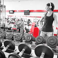 free weights at Snap Fitness Nipomo CA