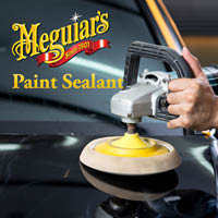 We use first quality Meguiar's Paint Sealant