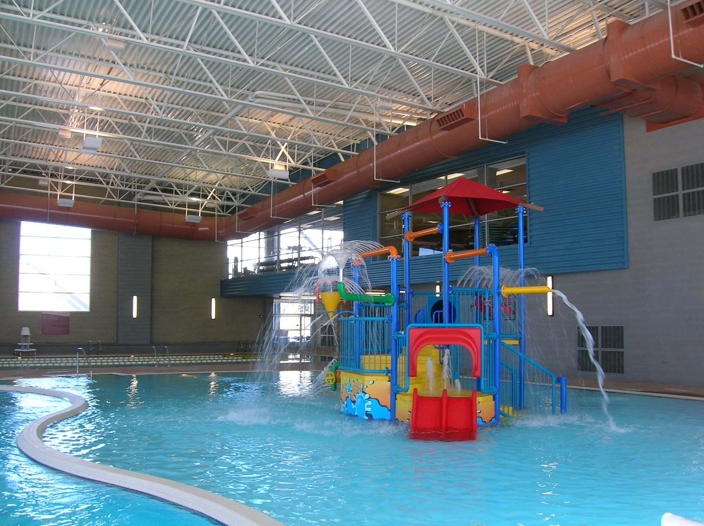 Swimming Pool at our Recreation Center serving Centerville, Bountiful, West Bountiful, Woods Cross or North Salt Lake, Utah.