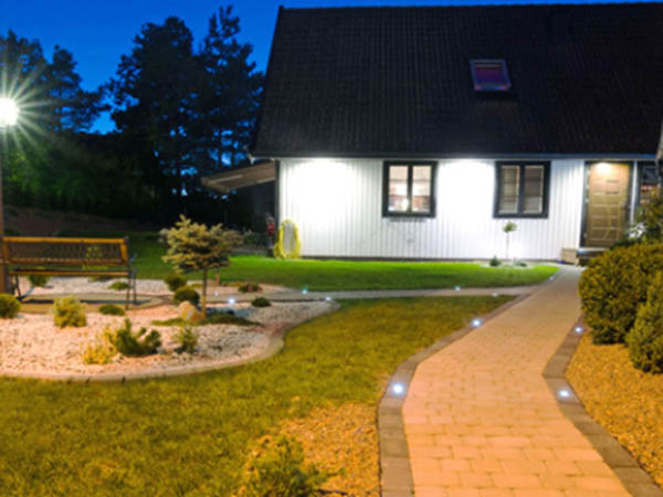 Softscape Outdoor Lighting for your yard