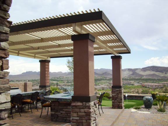 Have Home Star Construction install beautifully crafted screens for any outdoor space.