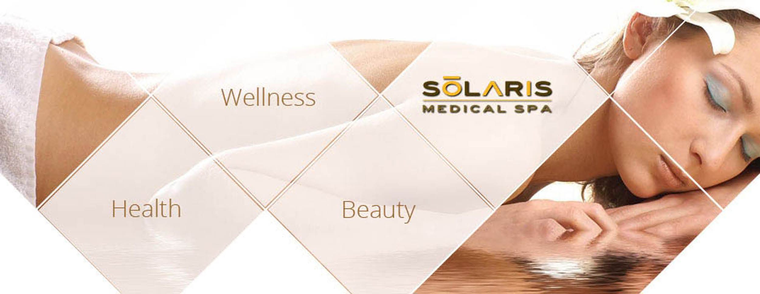 Solaris Medical Spa located near Germantown.WI helps with skin care, anti-aging and weight loss needs. Photo of a med spa patient.