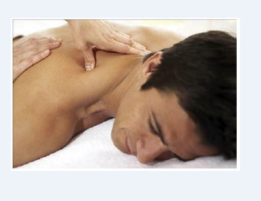 Try a professional soothing and relaxing massage