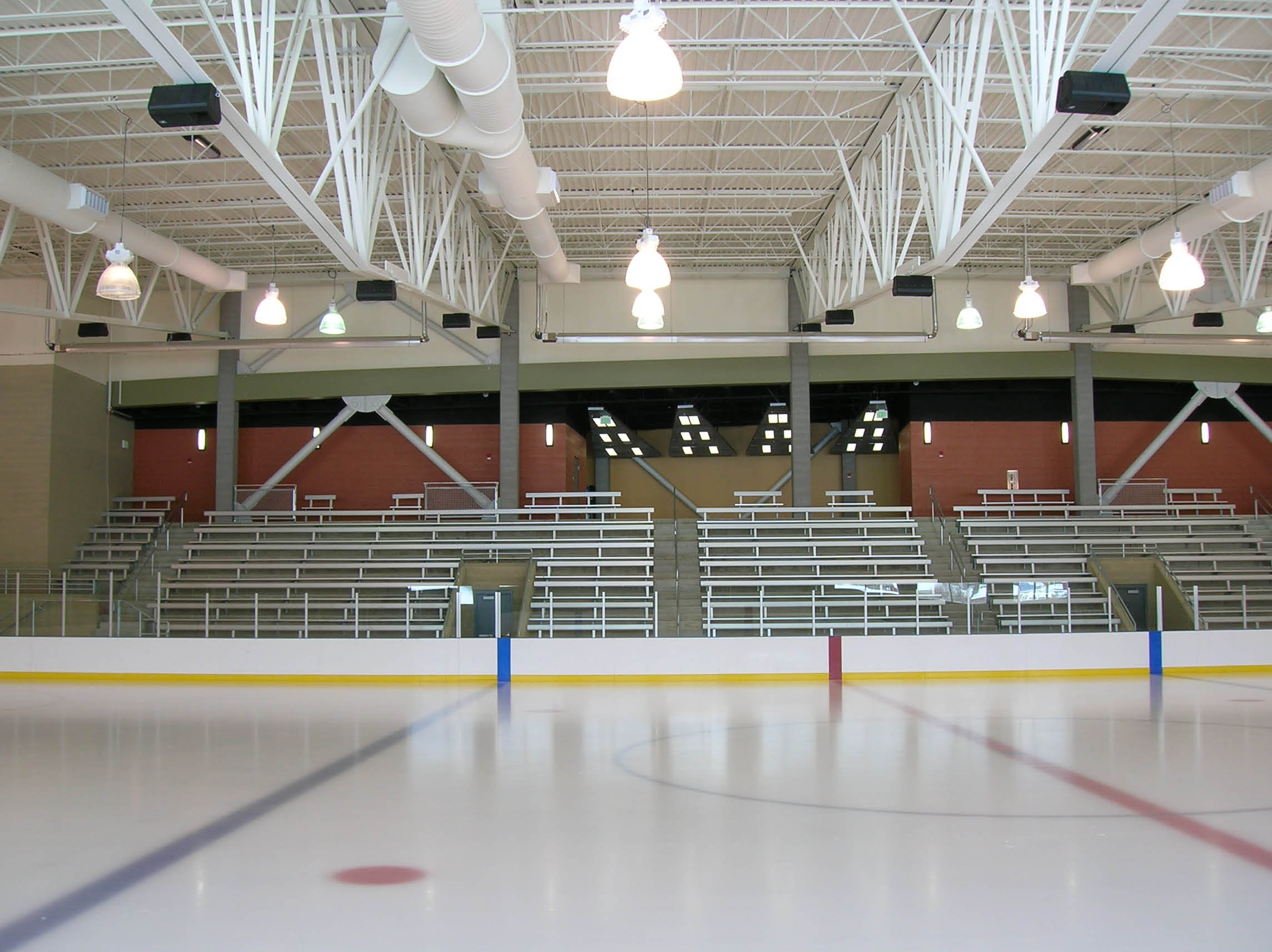 Ice Rink at Davis County Recreation Center