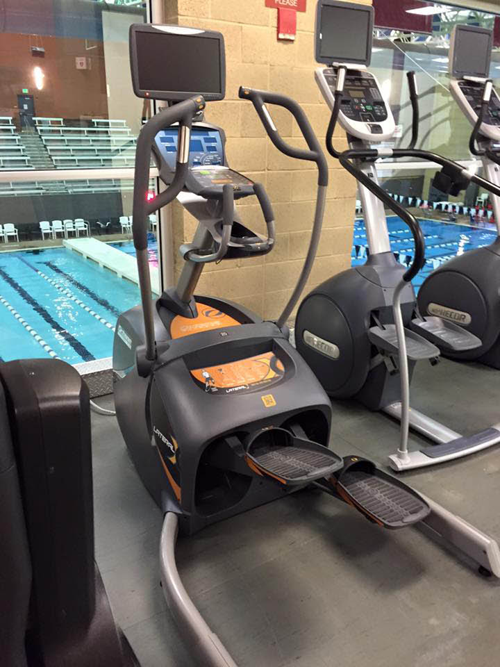 Fitness Classes & Equipment at South Davis Recreation Center in Bountiful, Utah.