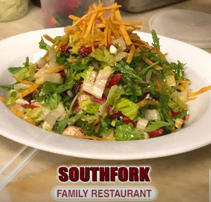 We have entrees for every appetite at Southfork Family Restaurant