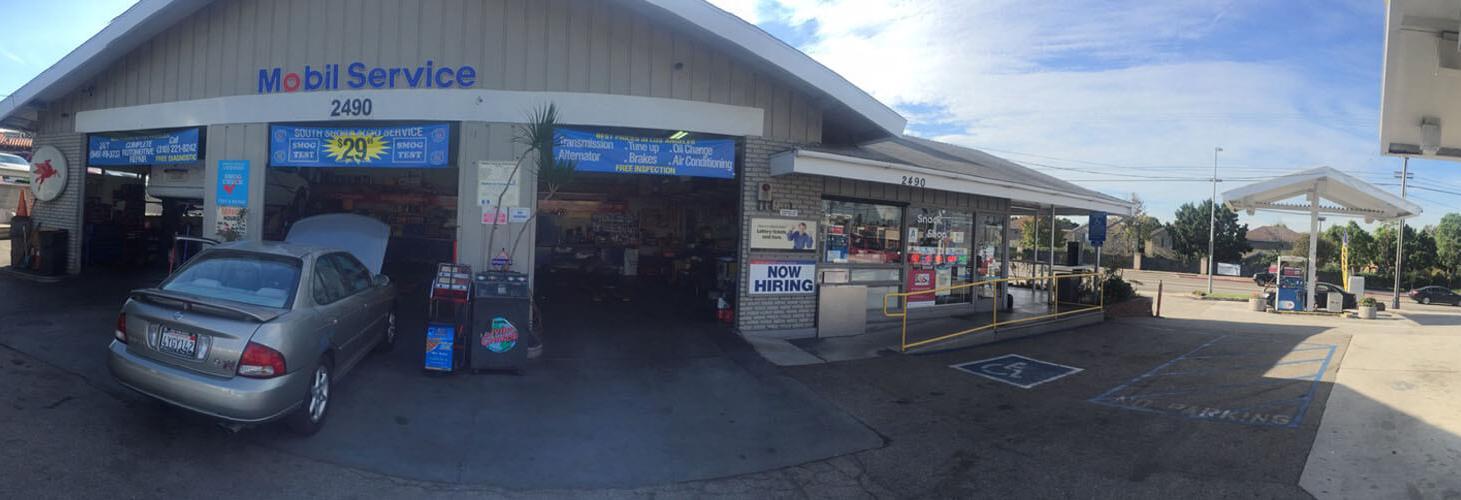 South Shore Auto Service - San Pedro, CA banner