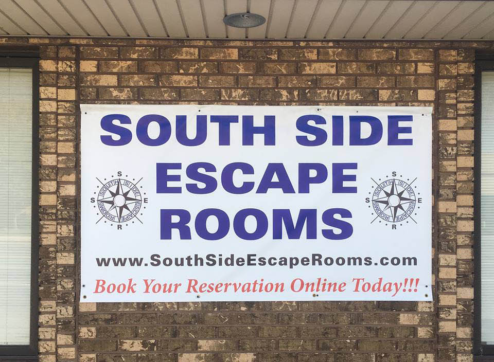 Make a reservation today at South Side Escape rooms in Oak Lawn.